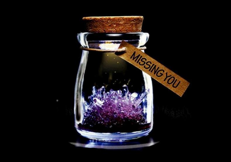 Floare de cristal -- Cadoul care creste in timp image