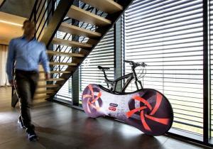 VELOSOCK Adult-- O soseta pentru bicicleta