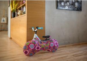 VELOSOCK Kids -- O soseta pentru bicicleta