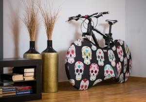 VELOSOCK Teen -- O soseta pentru bicicleta