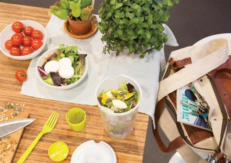 Salad To Go -- verdeturi sanatoase  image