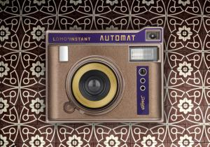 Lomo'Instant Automat Dahab -- Perfectiunea dureaza o secunda