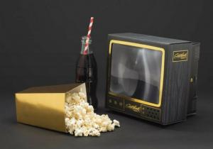 Televizor Smartphone 2.0 -- Lupa viselor tale vintage