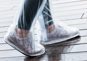 Cizme impermeabile -- Pentru pantofi ca scosi din cutie