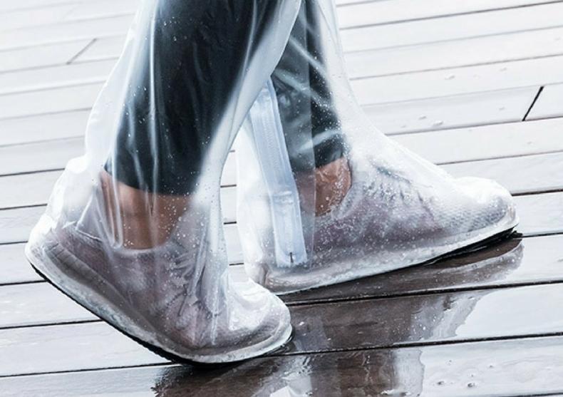 Cizme impermeabile -- Pentru pantofi ca scosi din cutie image
