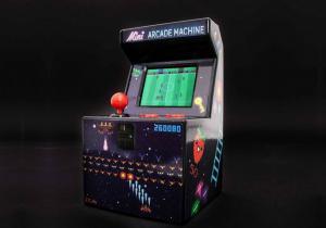 Consola retro Mini Arcade -- Butoneaza ca in anii '70!