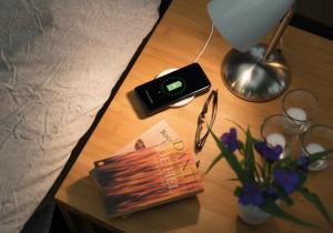 Incarcator rapid Wireless 2.0 -- Energie prin atingere