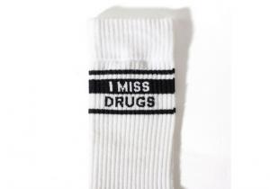 Sosete I Miss Drugs -- Amintiri din vremurile bune