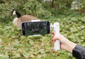 Stabilizator smartphone -- Gata cu imaginile neclare!