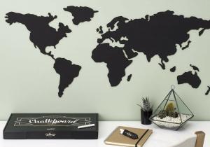 Tabla Harta Lumii -- Pentru amintiri schimbatoare