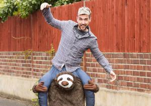 Carry Me Sloth -- Cand esti mai lenes decat un lenes