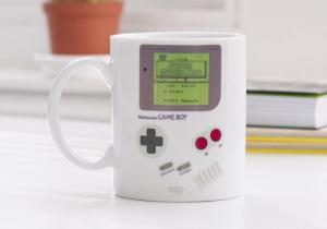 Cana termosensibila Game Boy -- Amintiri din copilarie