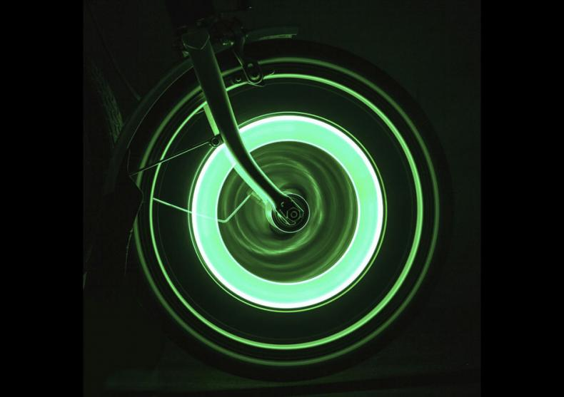Wheelie lights PRO -- Pimp your bike image