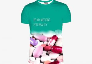 Tricou Pills -- Just like a pill