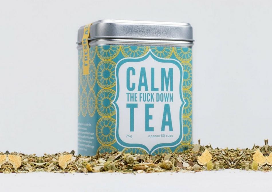 Cana & Ceai Calm the f*ck down -- Pentru cei irascibili