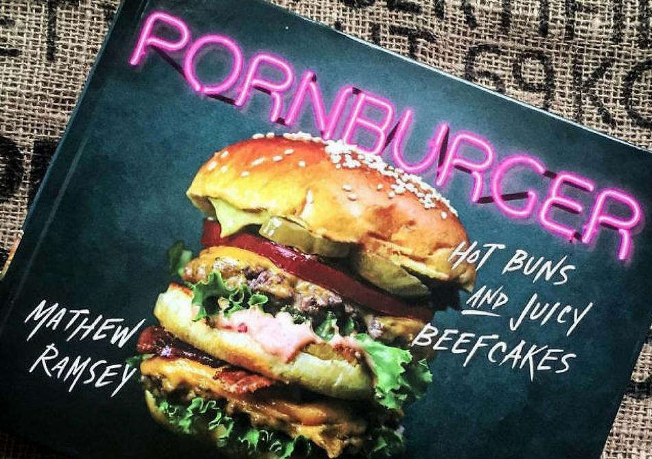 Pornburger - Cartea ce-ti lasa gura apa!