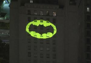 Bat Signal -- Pentru cand ai nevoie de un erou