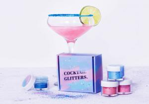 Cocktail Glitters -- Sparkle and shine!