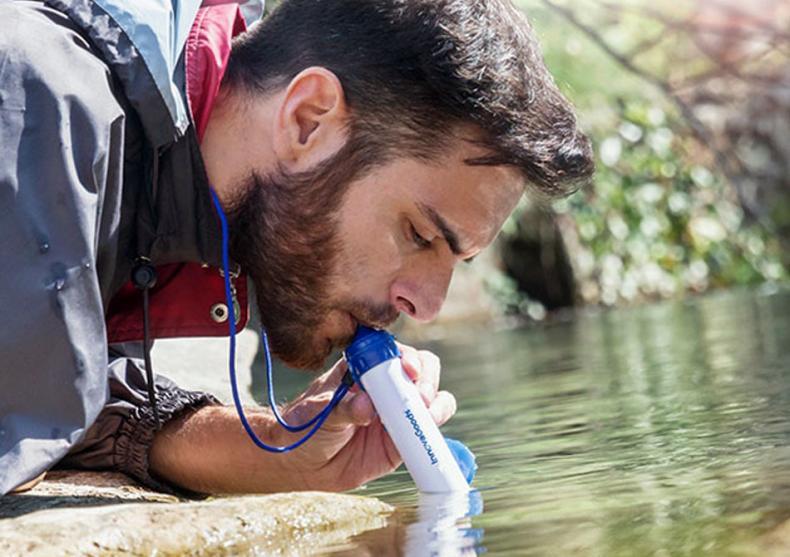 Filtru de apa personal -- Orice apa devine potabila image