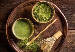 Matcha Chiyo -- Sanatate verde