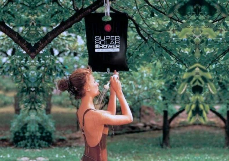 Pocket Shower -- Un dus revigorant, oriunde ai fi image