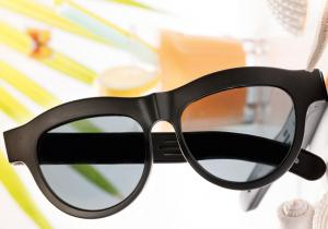 Ochelari de soare audio -- Viata ta pe soundtrack