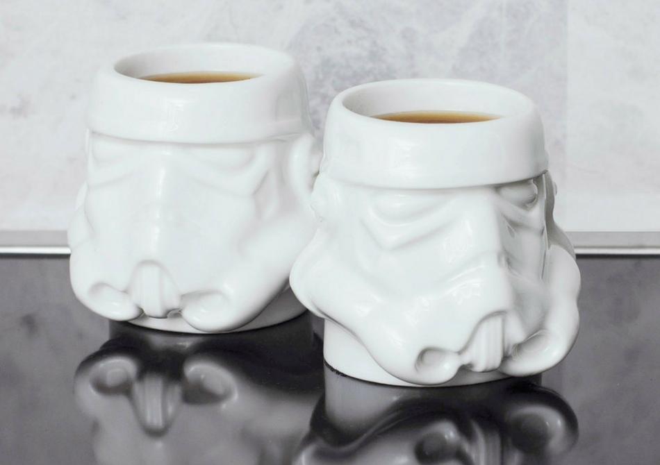 Set espresso Stromtrooper -- Trezeste Forta in tine!