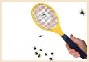 Racheta anti-insecte -- Bzzzzzzzzzz!