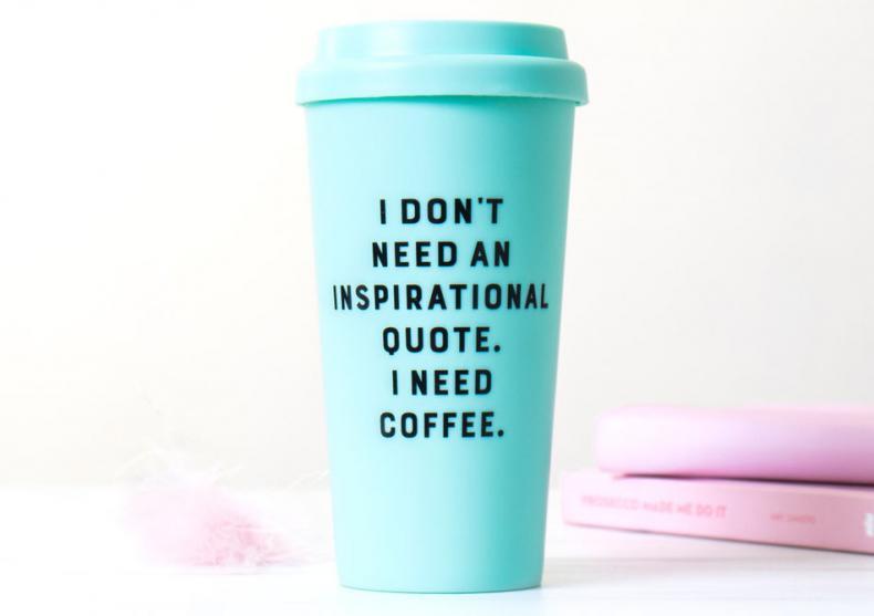 Cana To-Go …I need coffee -- Sa fie clar image