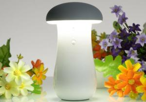 Ciuperca magica -- Lumina feerica, multifunctionala