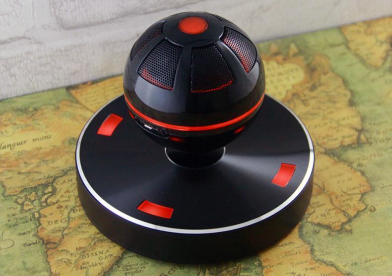 Speaker Levitant -- OZN muzical image