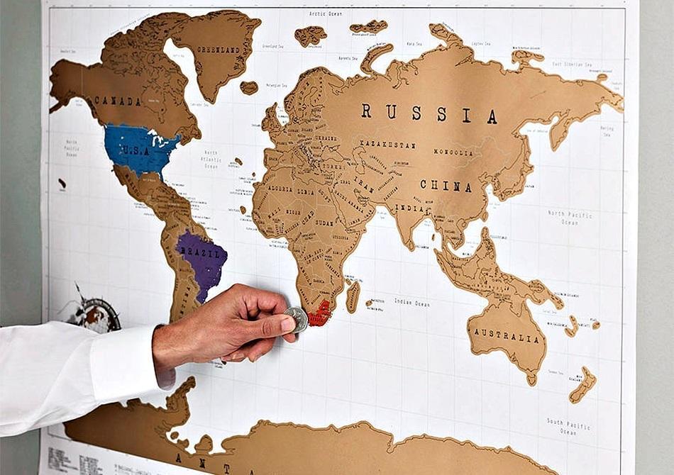 Harta razuibila XL -- Am fost acolo!