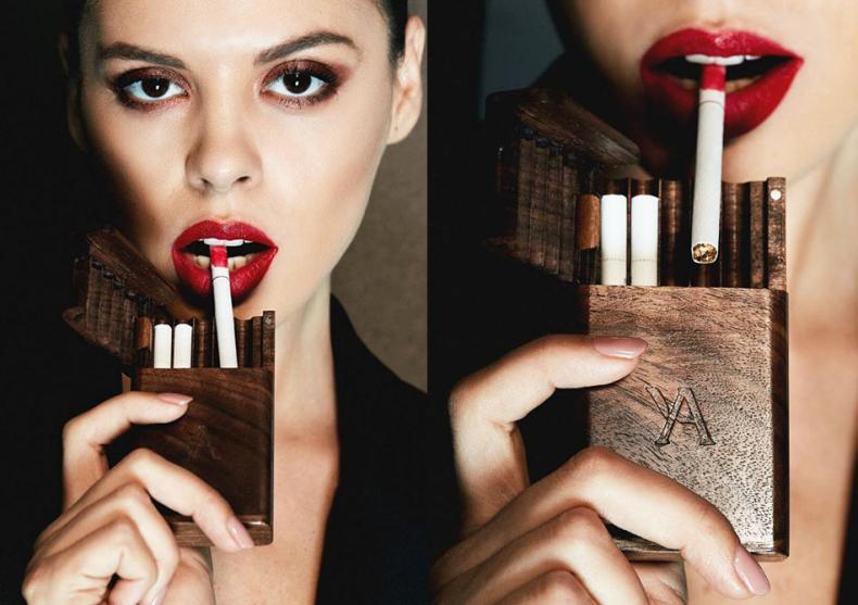 Yves Anais tobacco couture -- Iesi din tipare! image