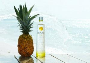 Cîroc Pineapple Vodka -- Din frigiderul lui P. Diddy