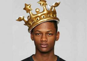 Coroana gonflabila -- Regele traznailor