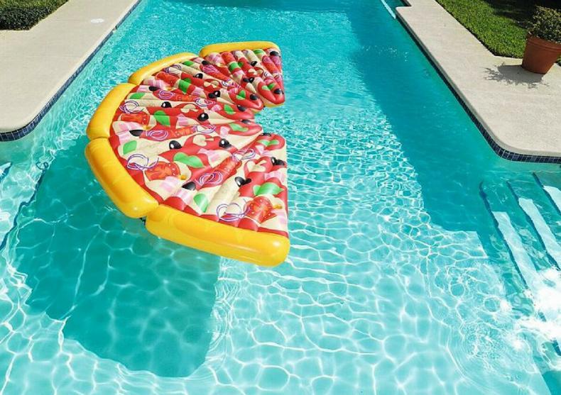 Felie Pizza -- Pluteste pe o bucatica de rai! image