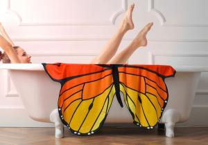 Prosop Fluture -- Bucuria unei zile obositoare