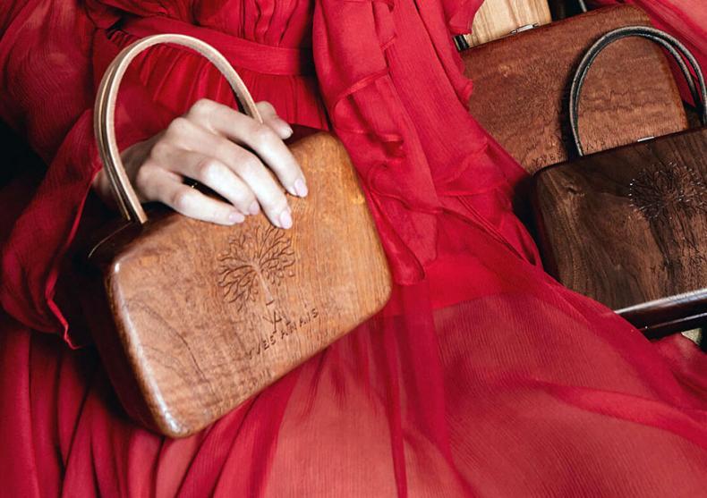Yves Anais lemn couture -- Esenta timpului image