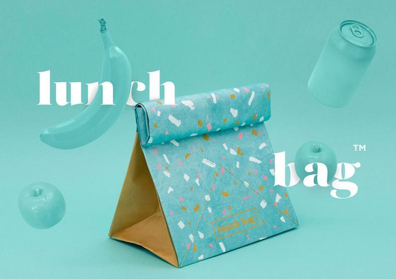 Lunch Bag -- Cel mai fancy recipient pentru mancare image