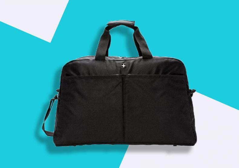 Geanta-hibrid RFID -- E o geanta sau o valiza? image