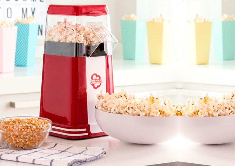 Aparat popcorn Hot & Salty -- Desert fierbinte si sarat image