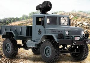 Fayee Military Truck -- Unica masina cu camera video din Romania!