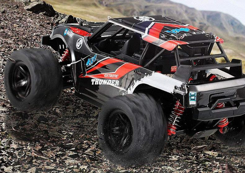 Monster truck -- Roarrrrr! image