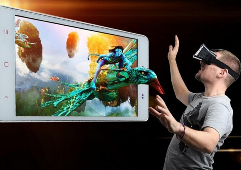 Ochelari VR 3D -- Scufunda-te in oceanul virtual image