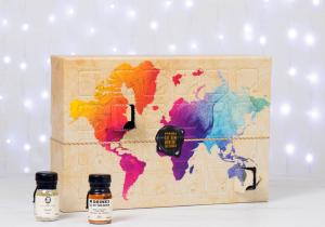 Rum Advent Calendar -- Laudati si cantati si va bucurati