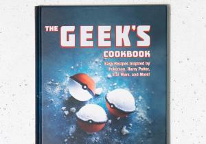 Carte de bucate Geek -- Pentru gurmanzi cinefili
