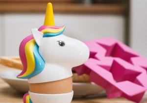 Set mic-dejun unicorn -- Pentru dimineti magice