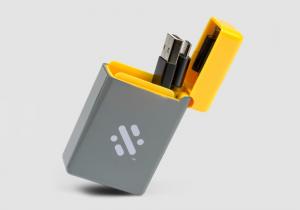 Cablu Flip 3in1 -- Mereu la indemana