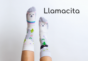 Mamacita socks -- Coloreaza-ti mersul!