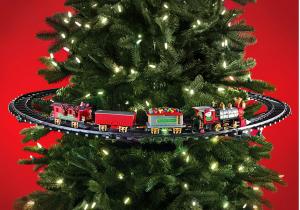 Trenuletul de Craciun -- Cea mai faina decoratiune!